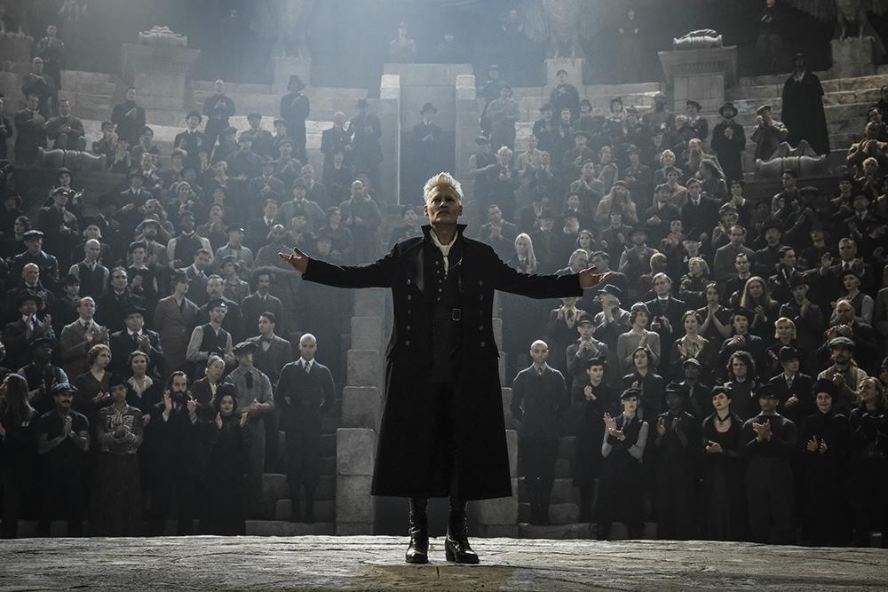 Fantastic Beasts: The Crimes of Grindelwald Johnny Depp image