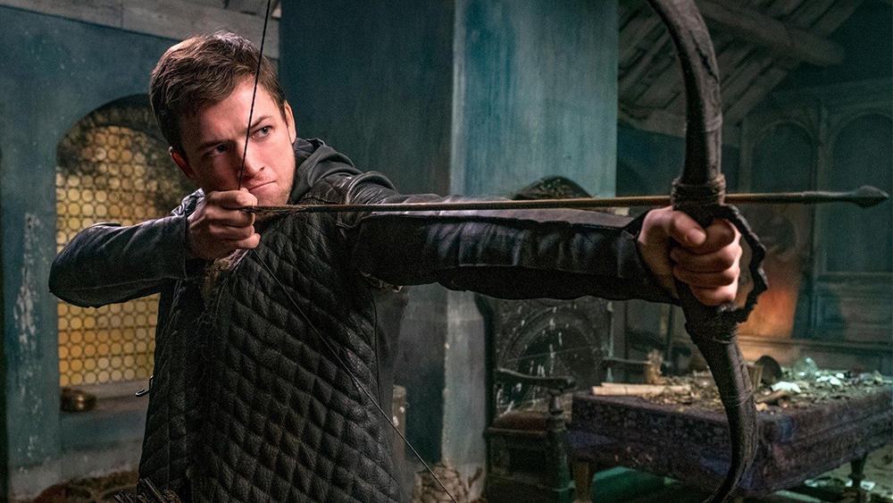 Robin Hood Taron Egerton image