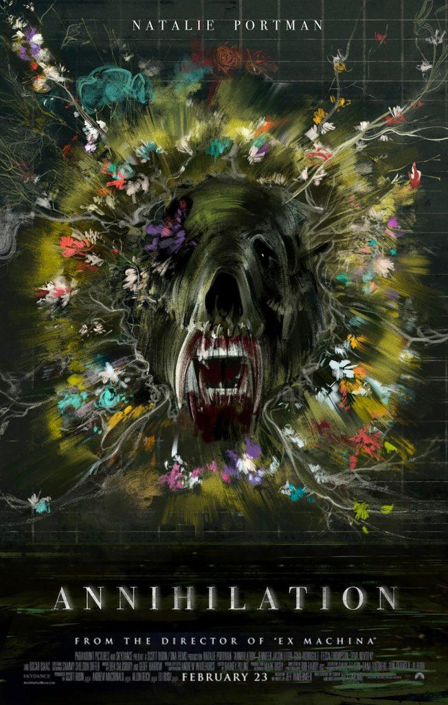 Annihilation Movie Poster image