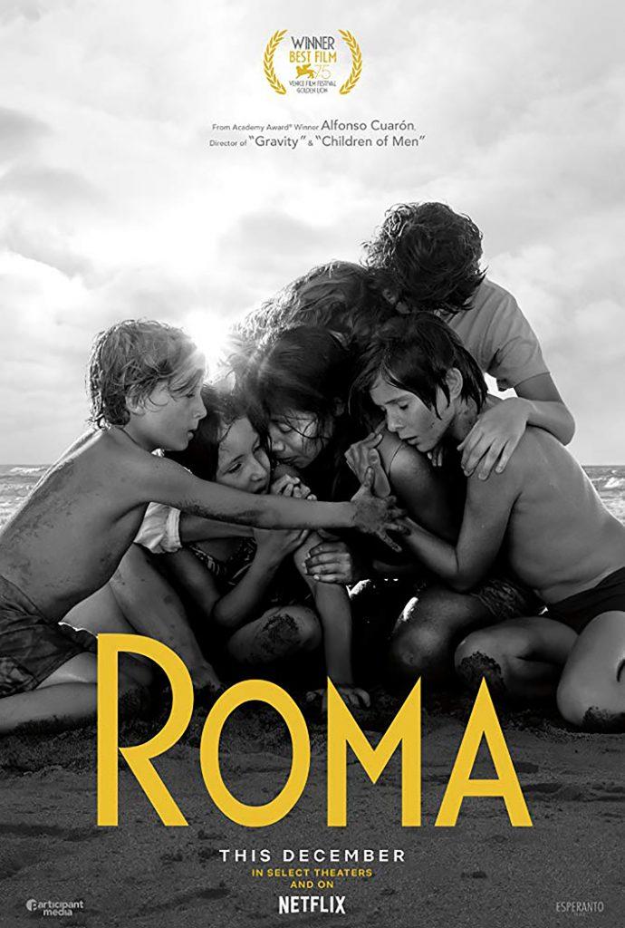 ROMA Movie Poster image