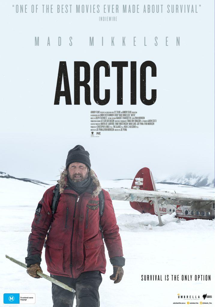 Arctic Movie Poster image