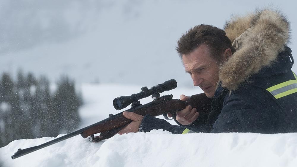 Cold Pursuit Liam Neeson image