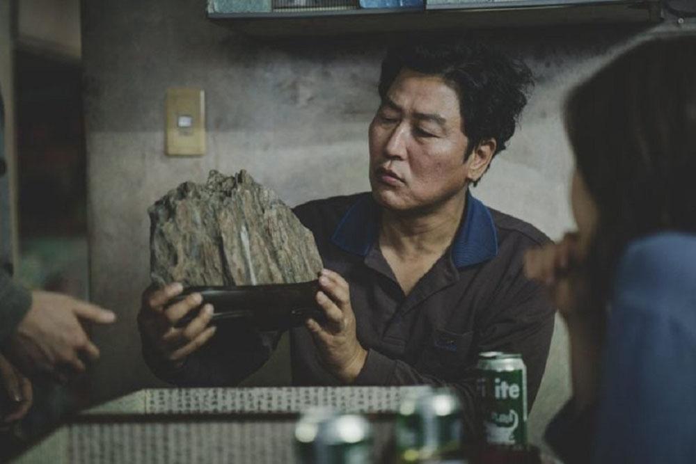 Kang-ho Song in PARASITE