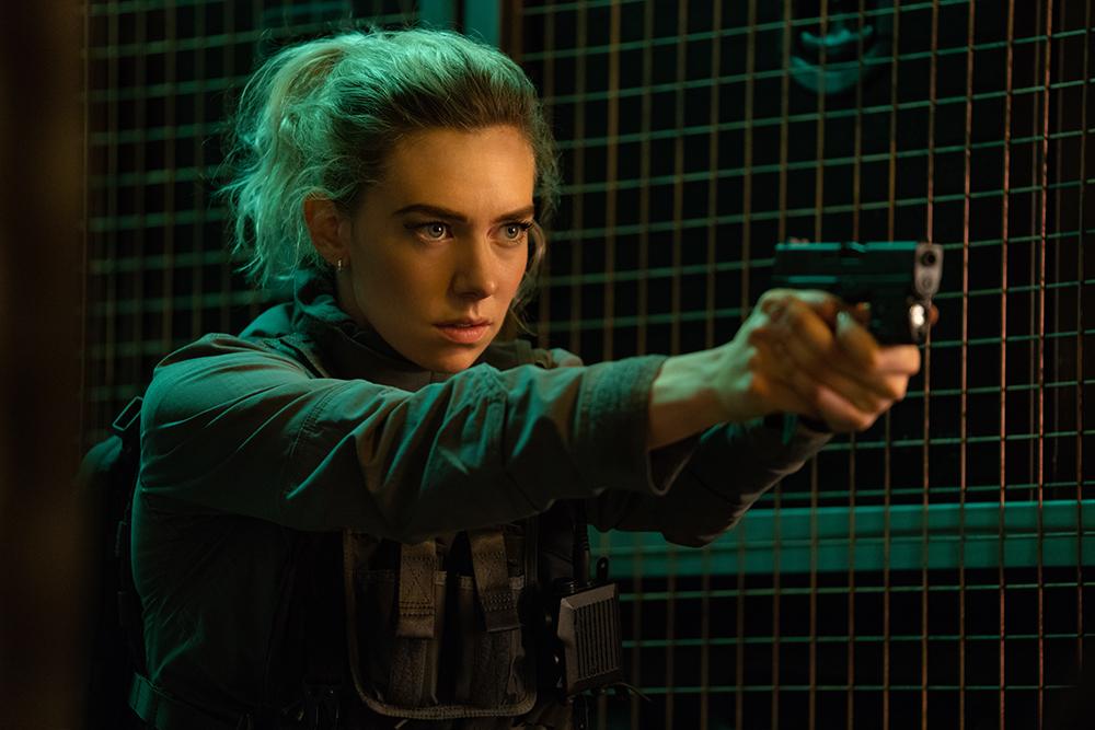 Vanessa Kirby as Hattie Shaw