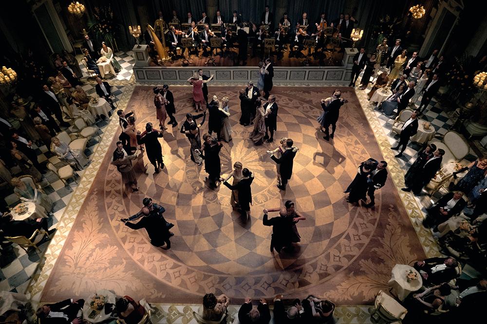 Downton Abbey Royal Ball