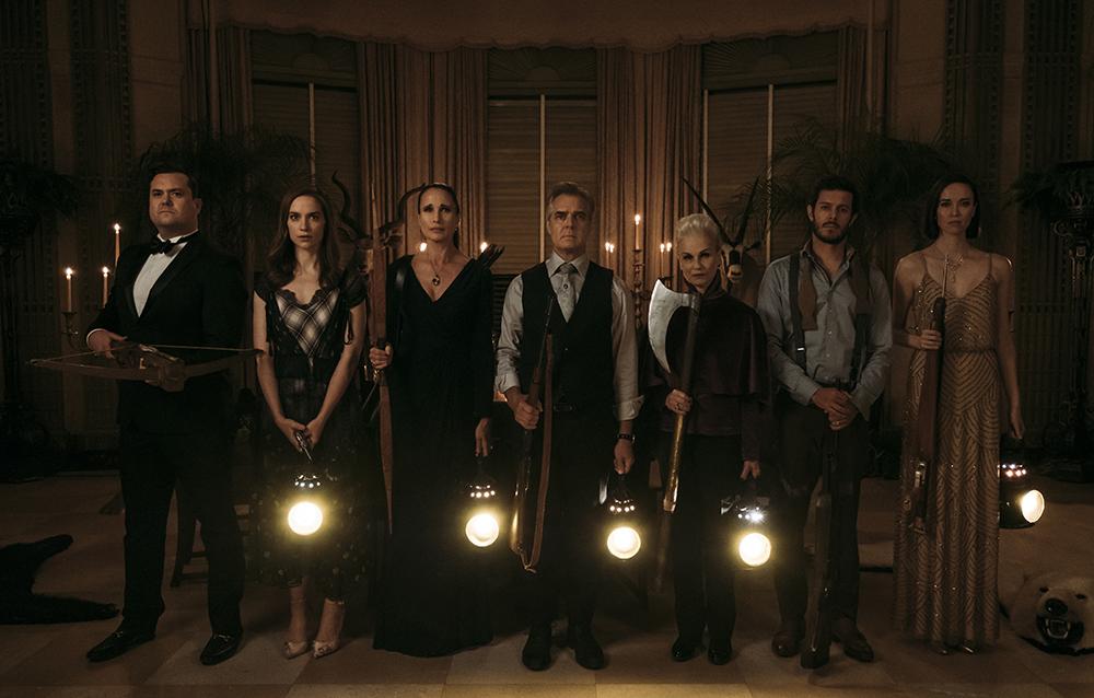 Ready or Not Kristian Bruun, Melanie Scrofano, Andie MacDowell, Henry Czerny, Nicky Guadagni, Adam  Brody, and Elyse Levesque