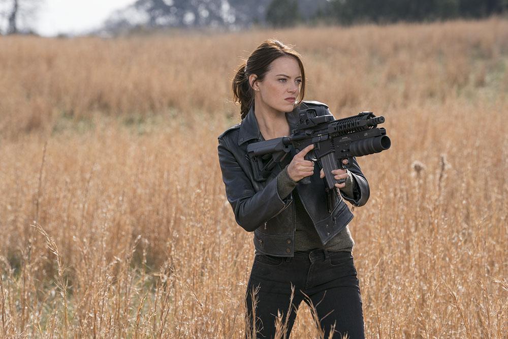 Zombieland: Double Tap Emma Stone