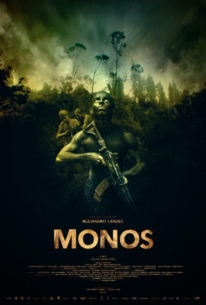 Monos Movie Poster